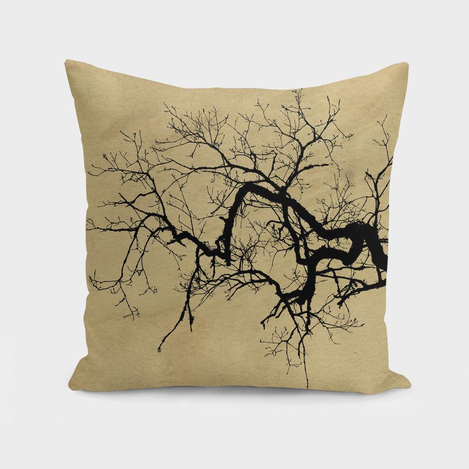 Branch sepia