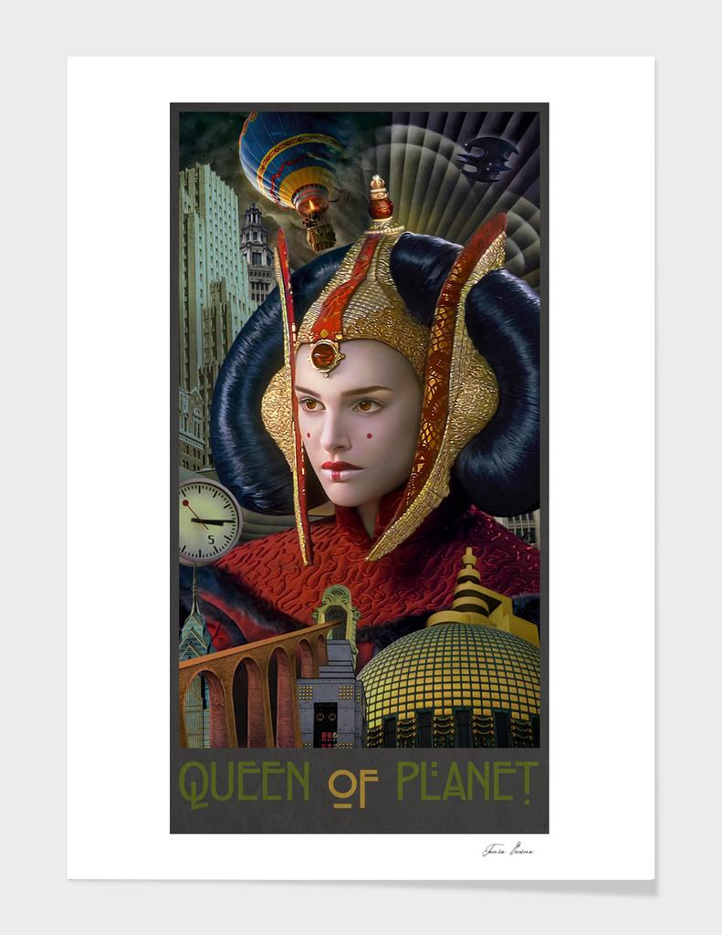Queen of planet
