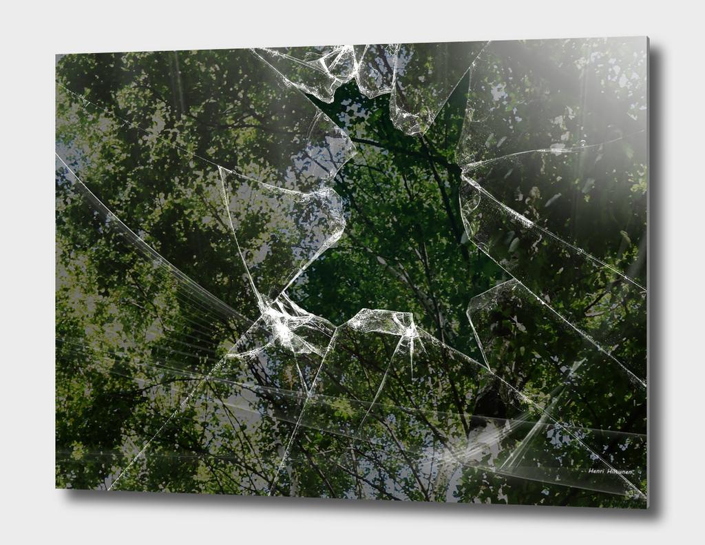 Broken nature 1