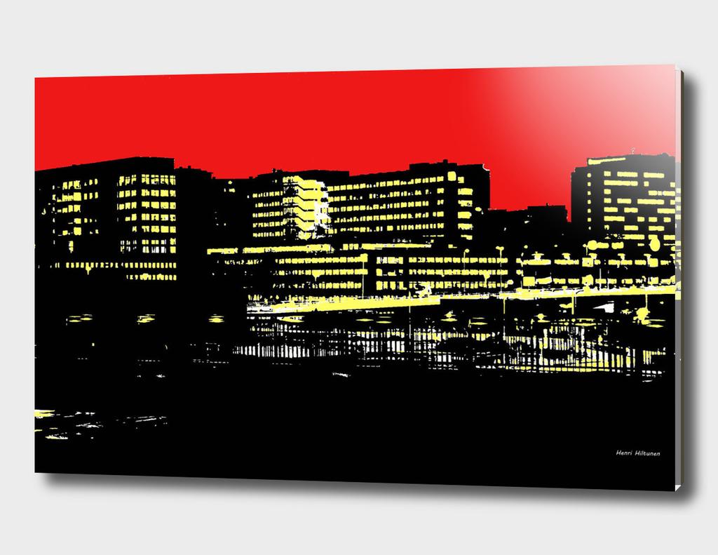 Gärdet Stockholm  8