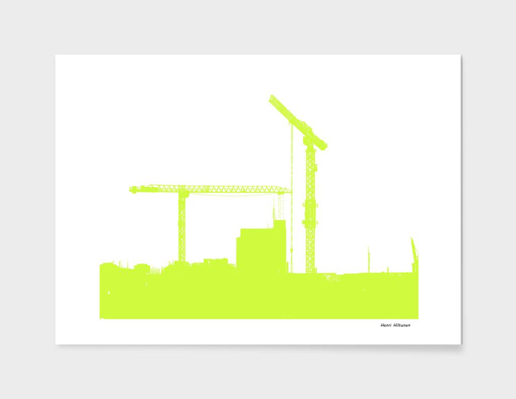 Cranes in the sky 6