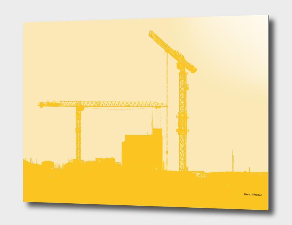 Cranes in the sky 7