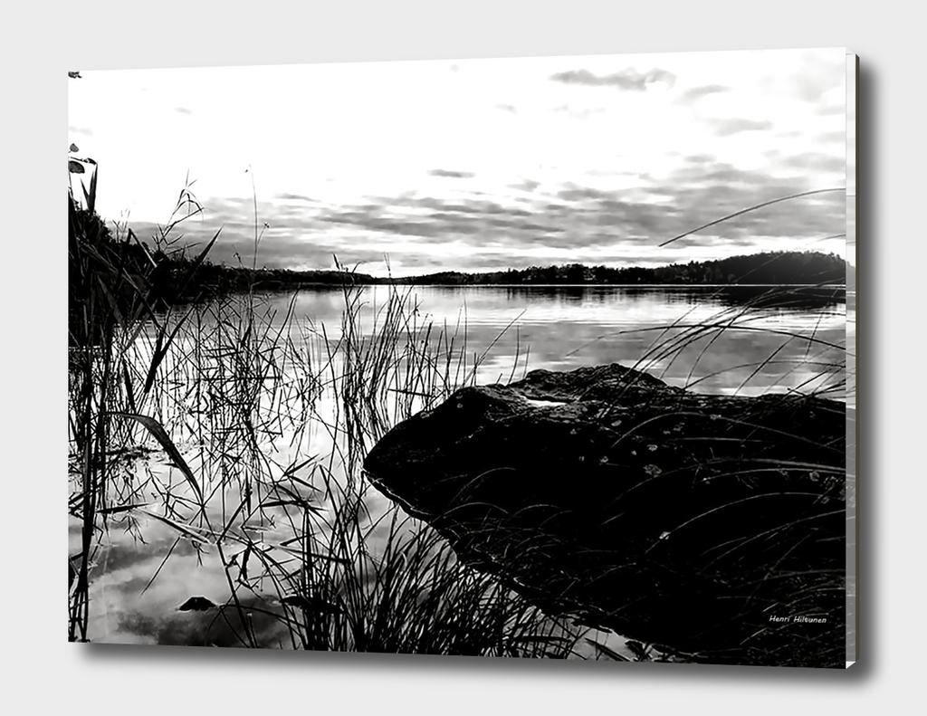 Lake Drevviken Stockholm 1