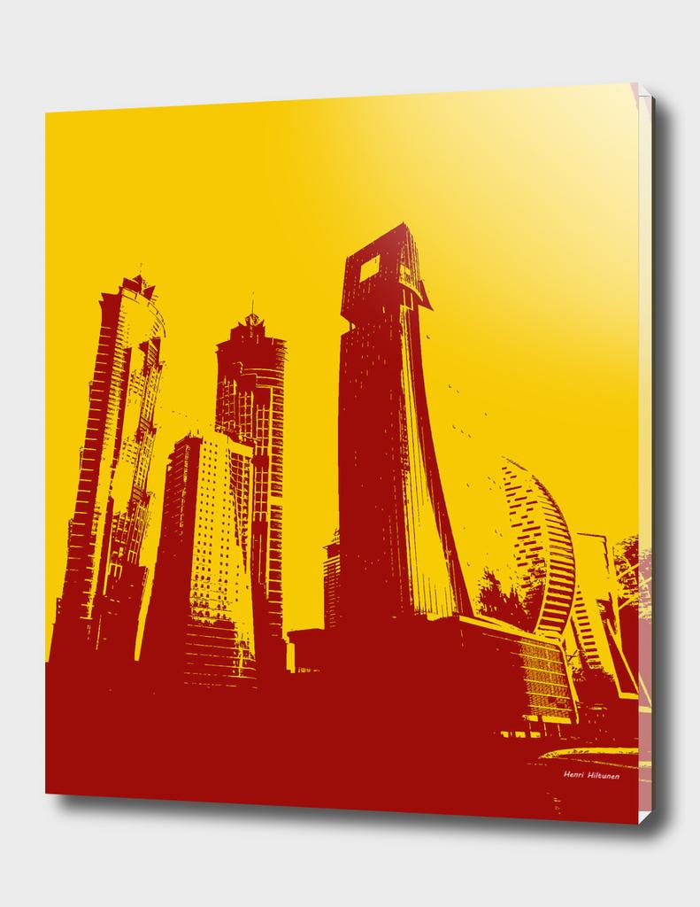 Dubai skyscraper 4
