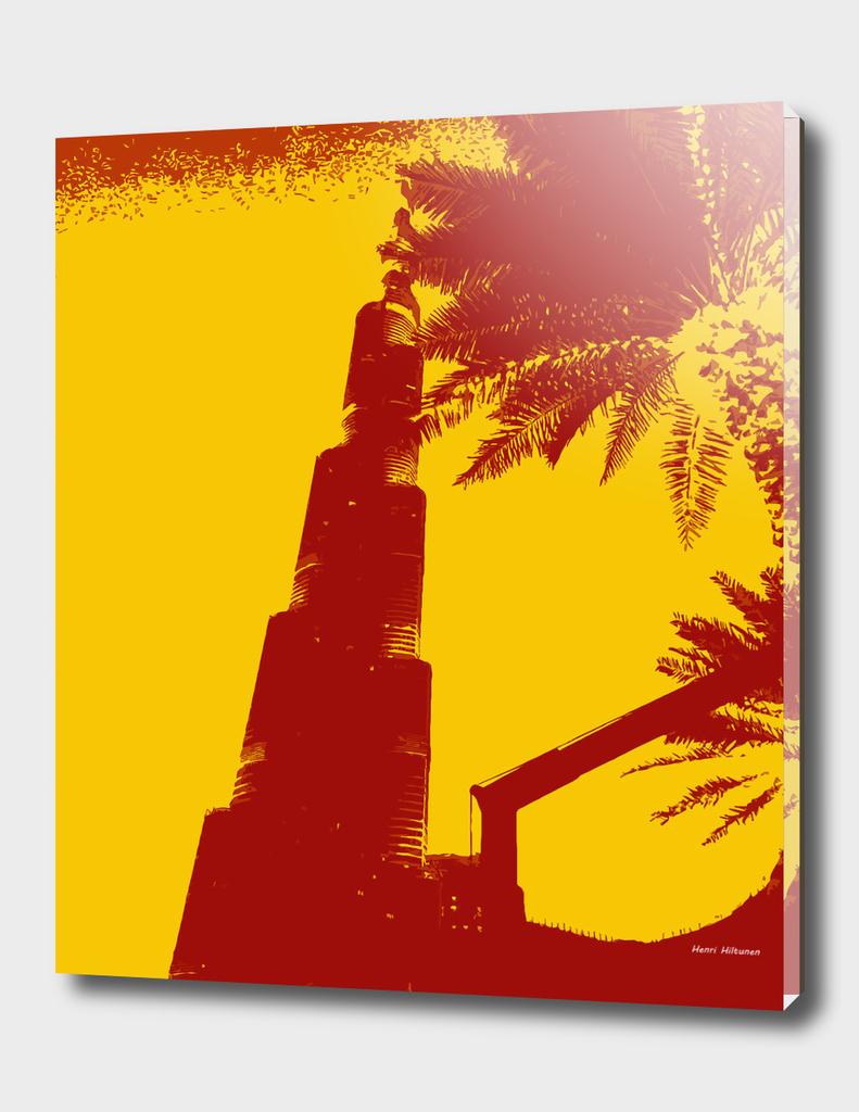Dubai skyscraper 9