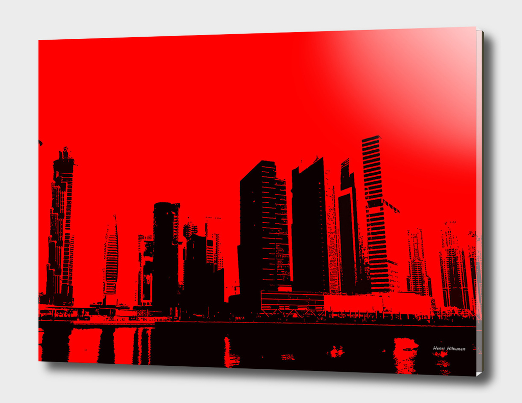 Dubai skyscraper 11