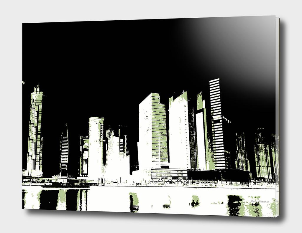 Dubai skyscraper 13