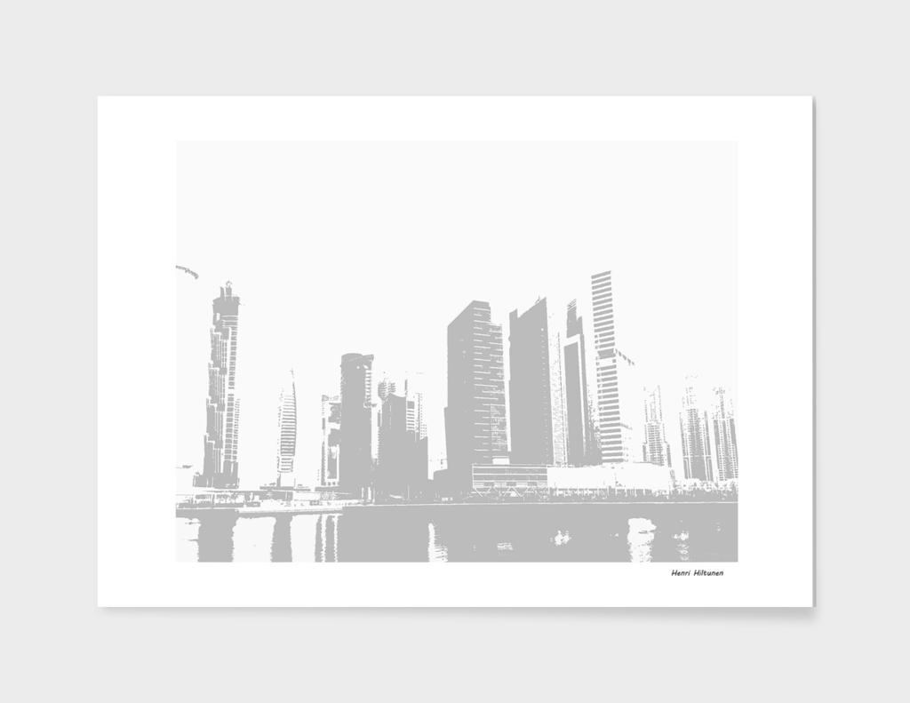Dubai skyscraper 14