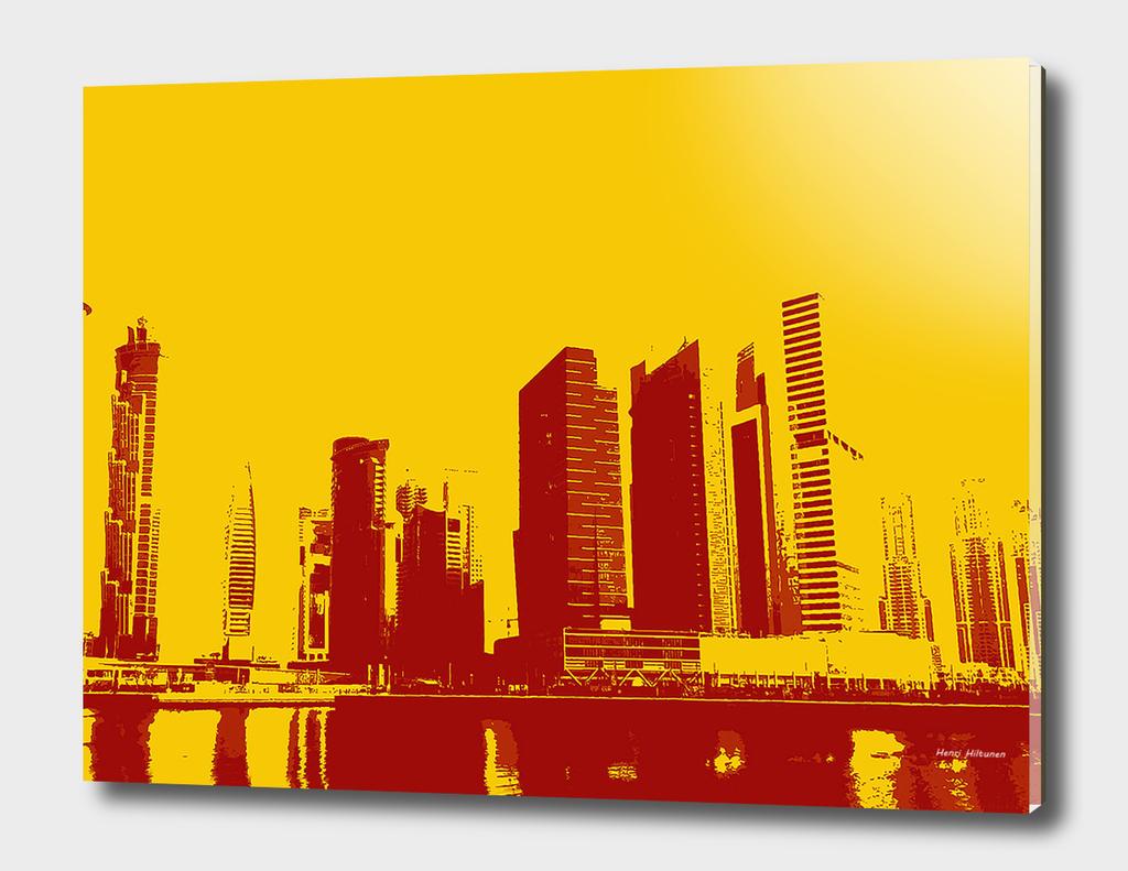 Dubai skyscraper 15
