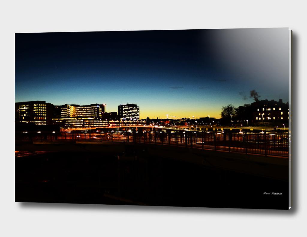 Gärdet Stockholm city 7