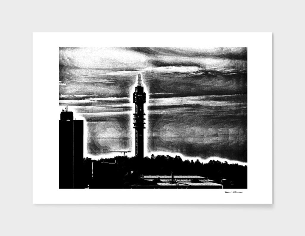 Kaknäs tower Stockholm 1