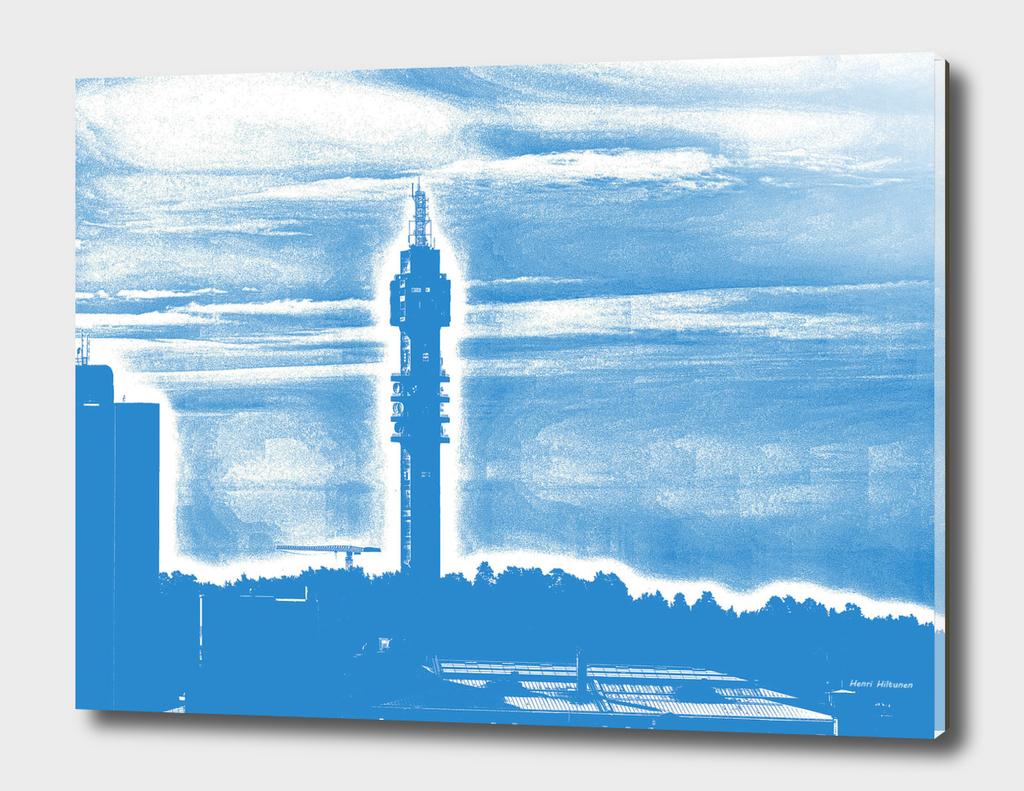 Kaknäs tower Stockholm 7