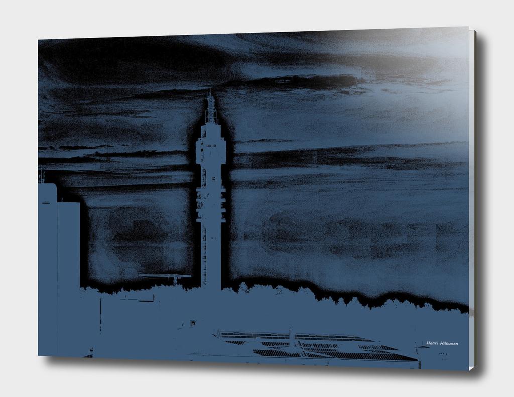Kaknäs tower Stockholm 8