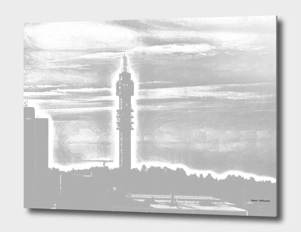 Kaknäs tower Stockholm 17