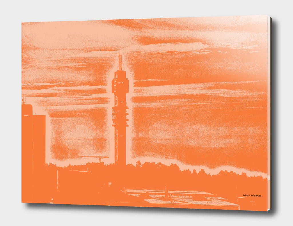 Kaknäs tower Stockholm 18