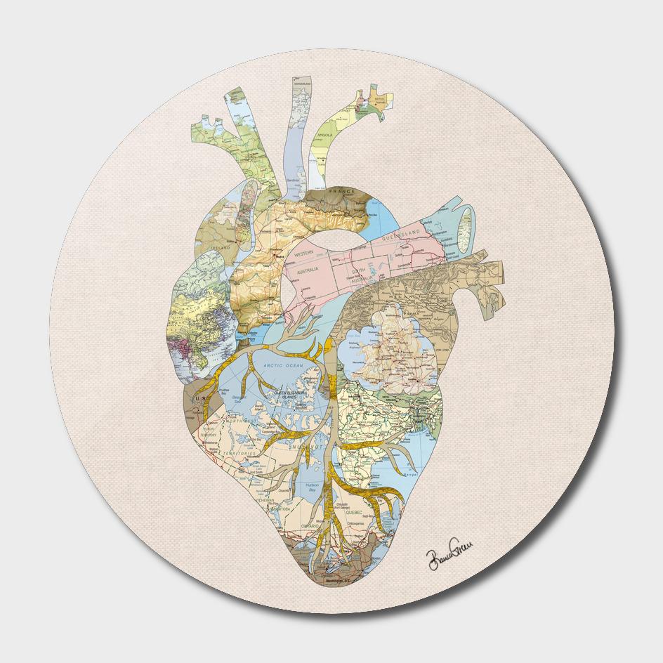 A Traveler's Heart (N.T)