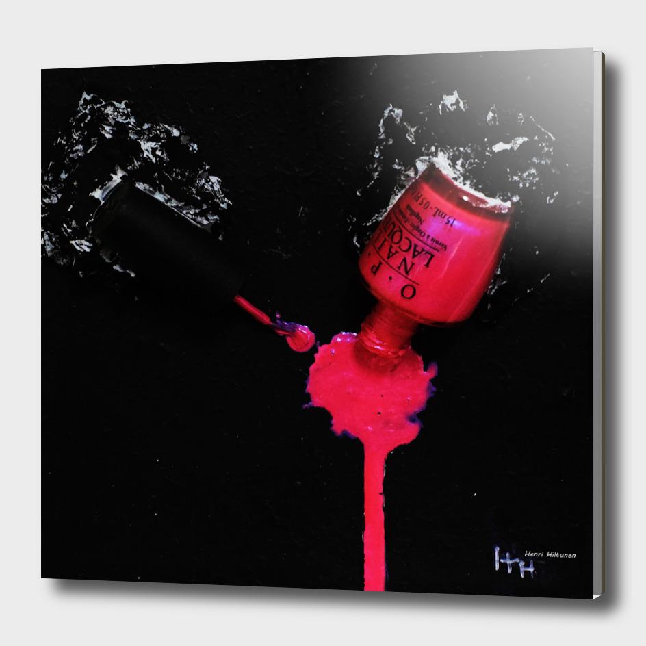 Pink Nailpolish