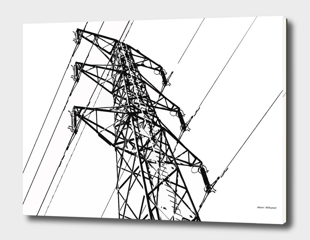 Power line 5
