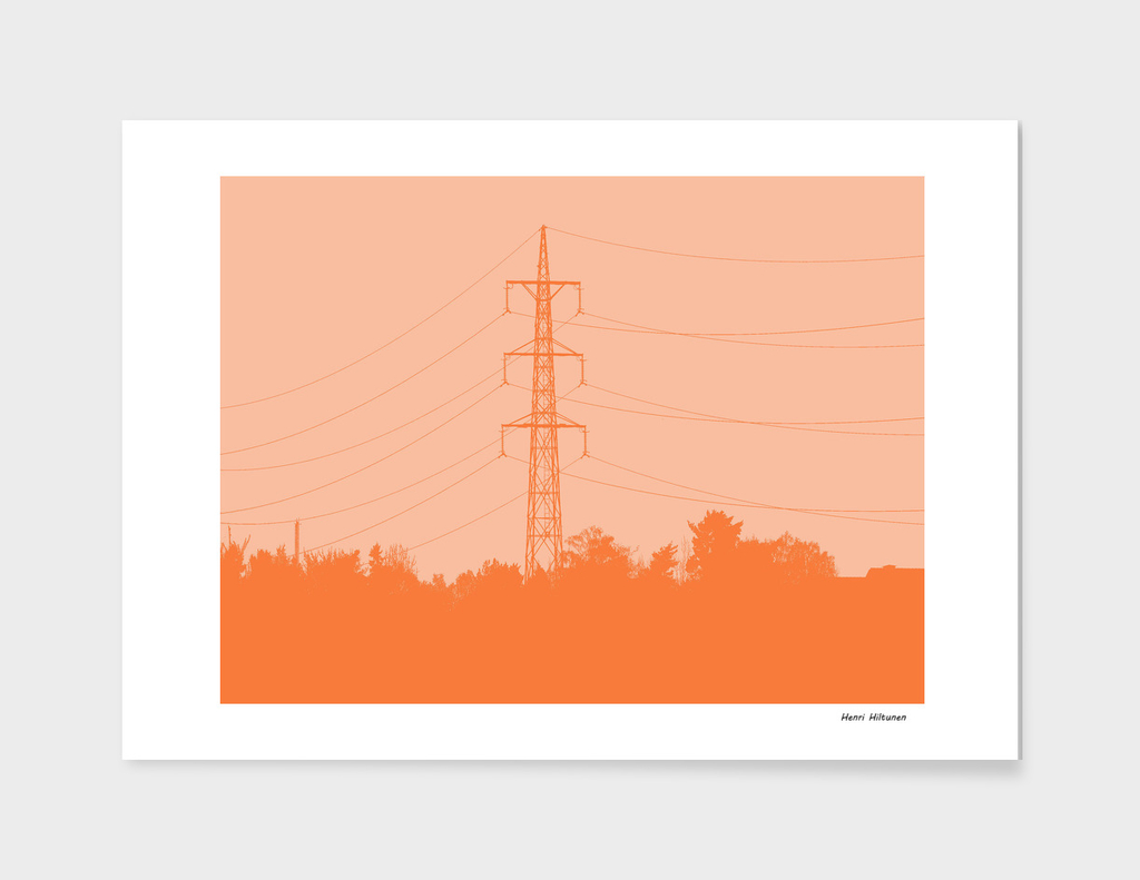 Power lines 6