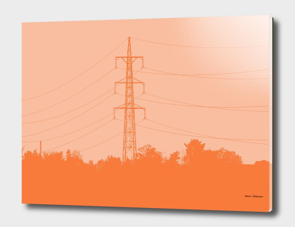 Power lines 6