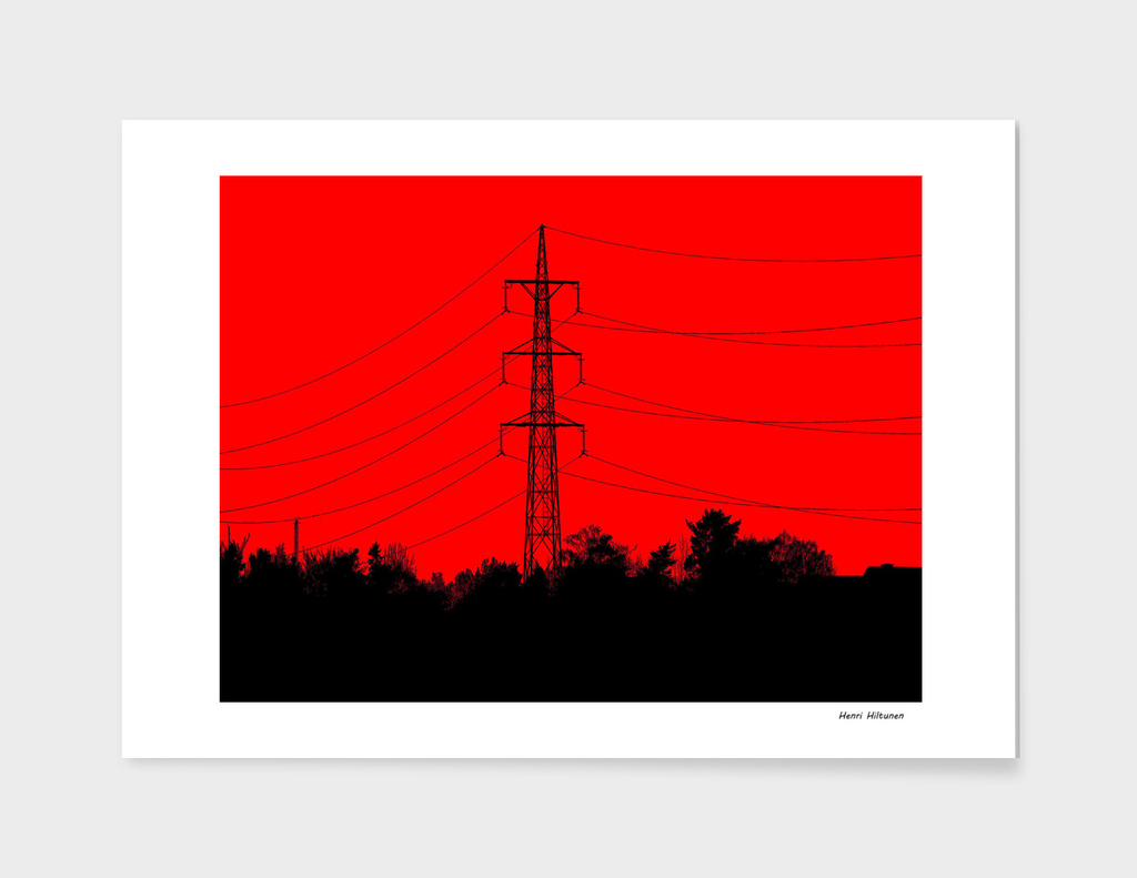 Power lines 7