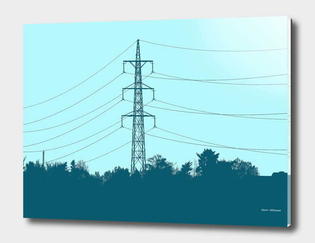 Power lines 8