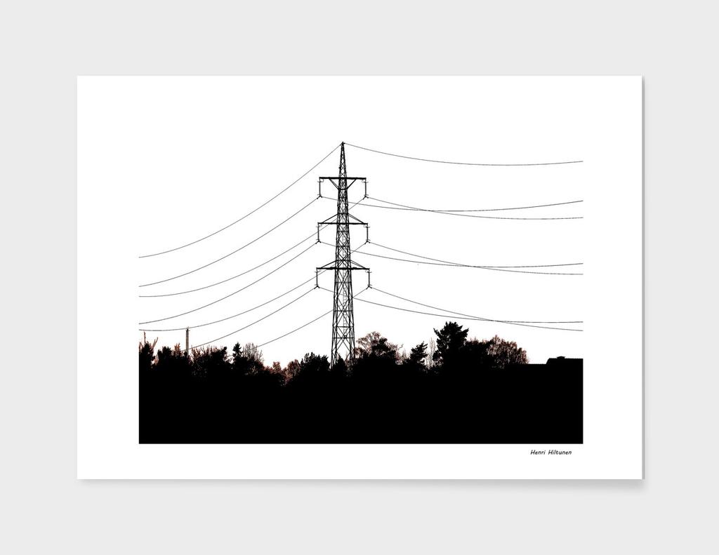 Power lines 9