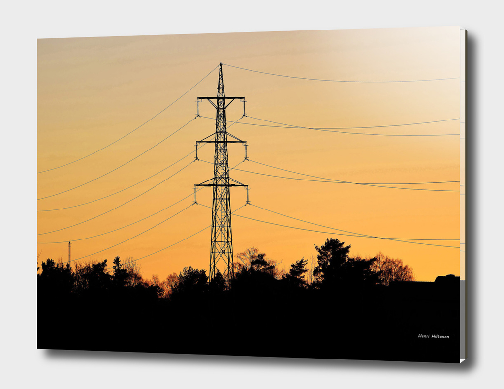 Power lines 10