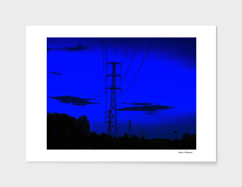 Power lines 11
