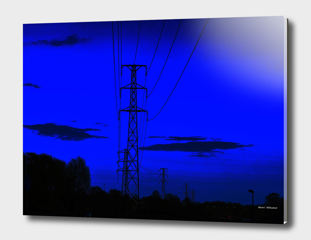 Power lines 11