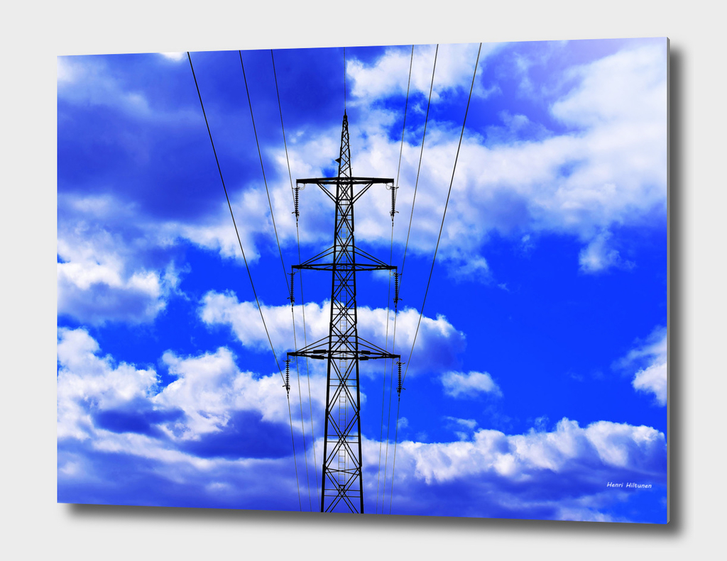 Power lines 12