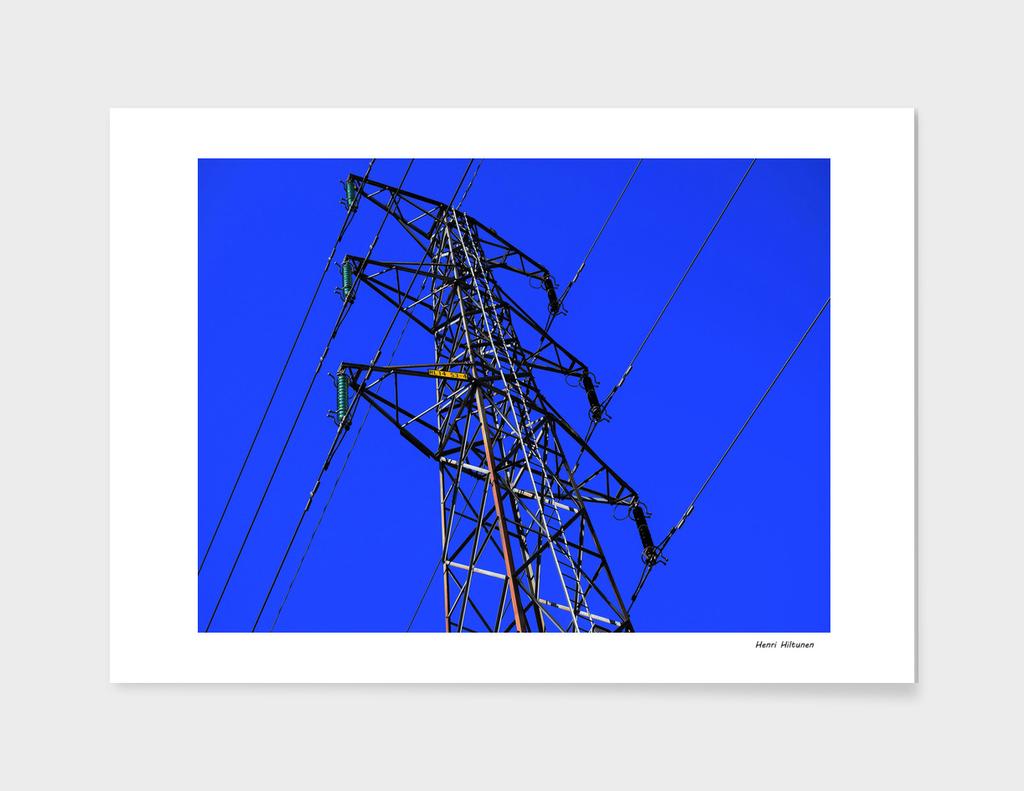 Power lines 17