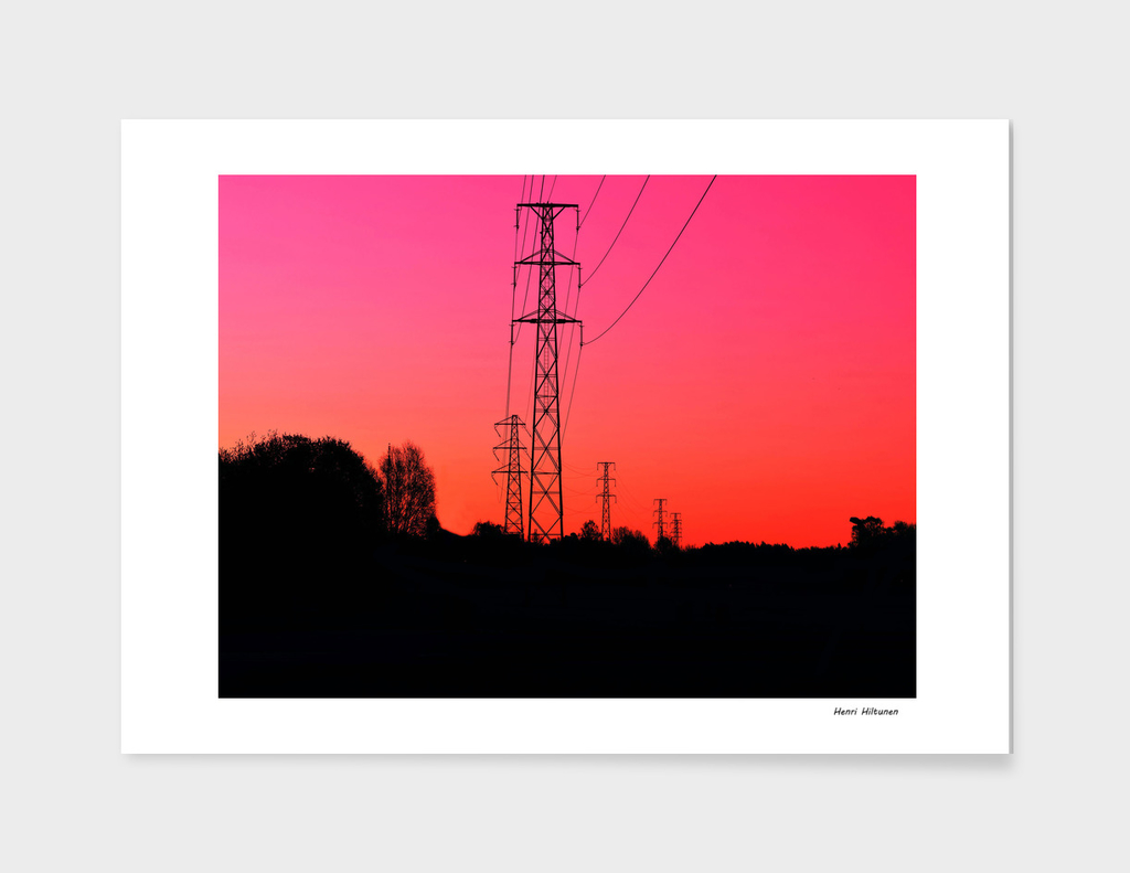 Power lines 19