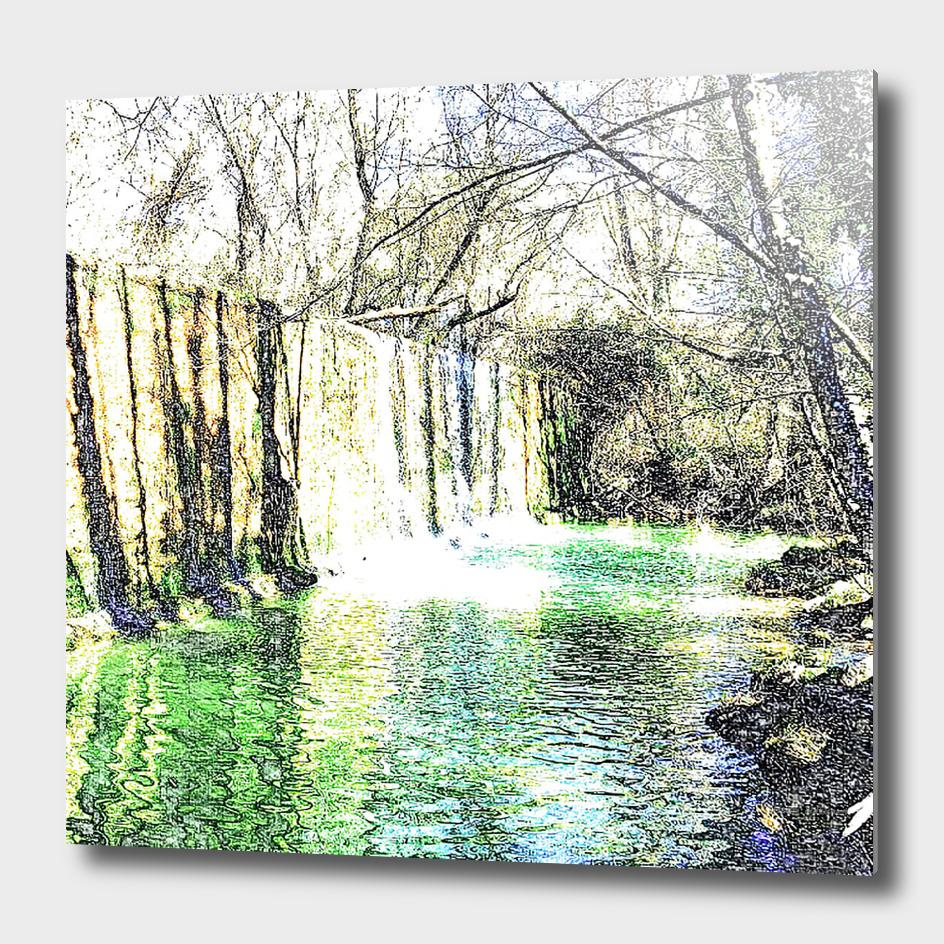 Secret waterfall 5