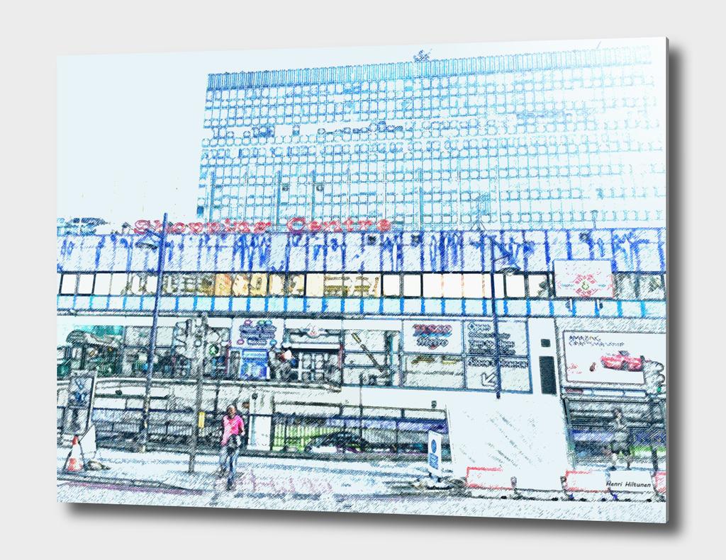 Shoppingcenter London