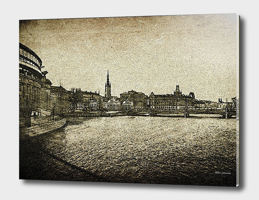 Skeppsholmen Stockholm 1