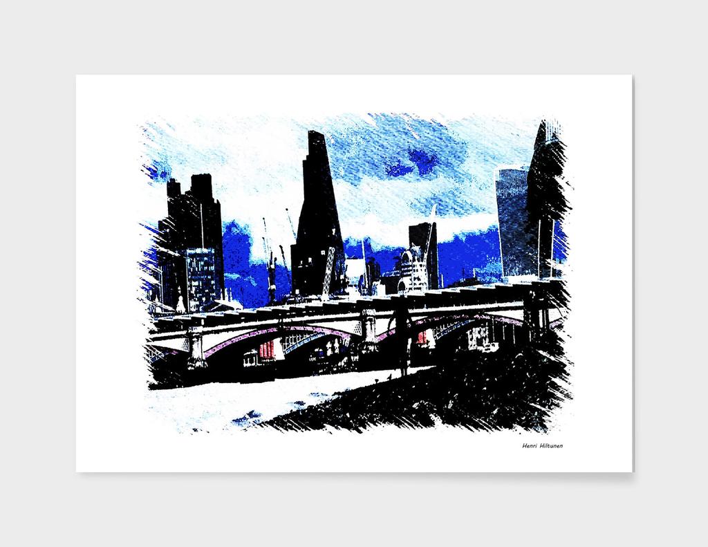 Southbank London 1
