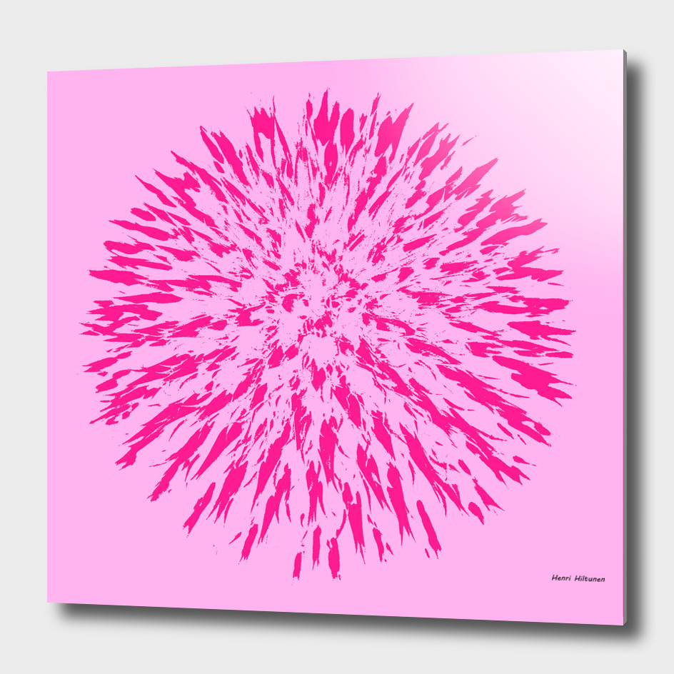 Spiked Flower 2