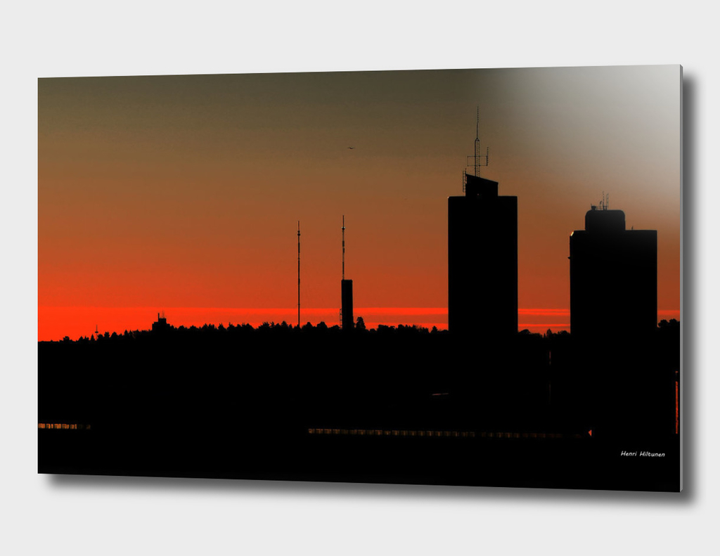Stockholm Sunrise 1