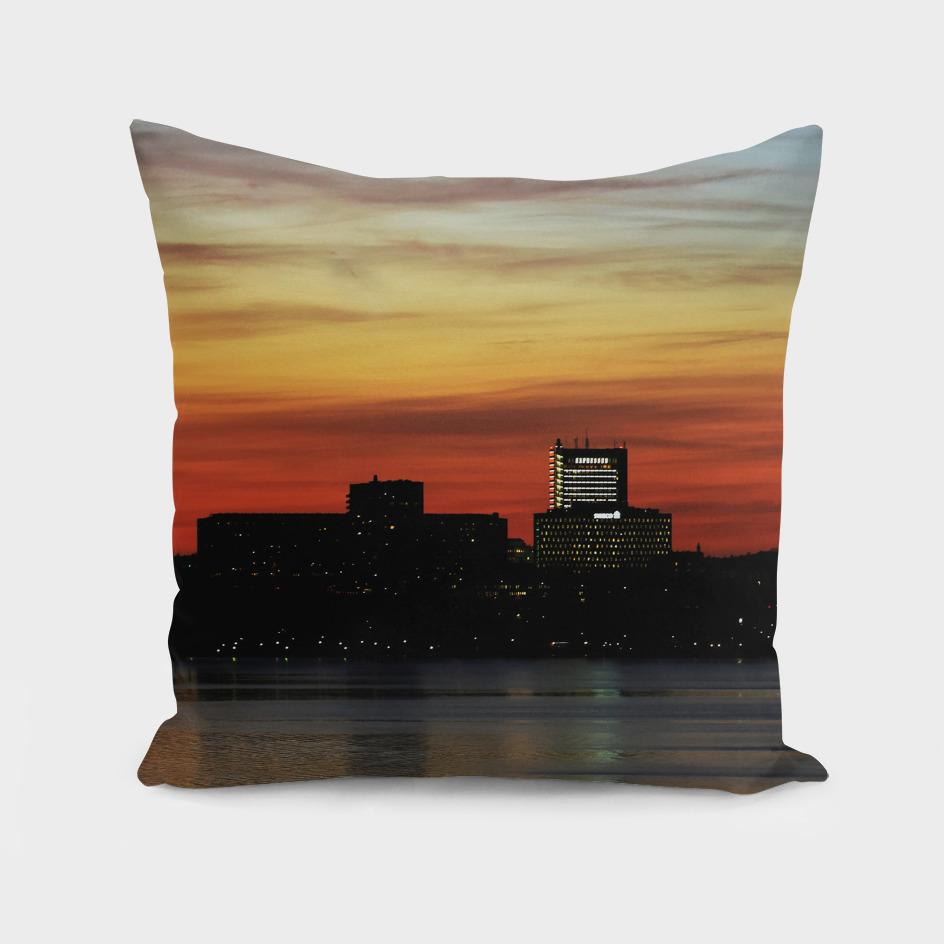 Stockholm Sunset 1
