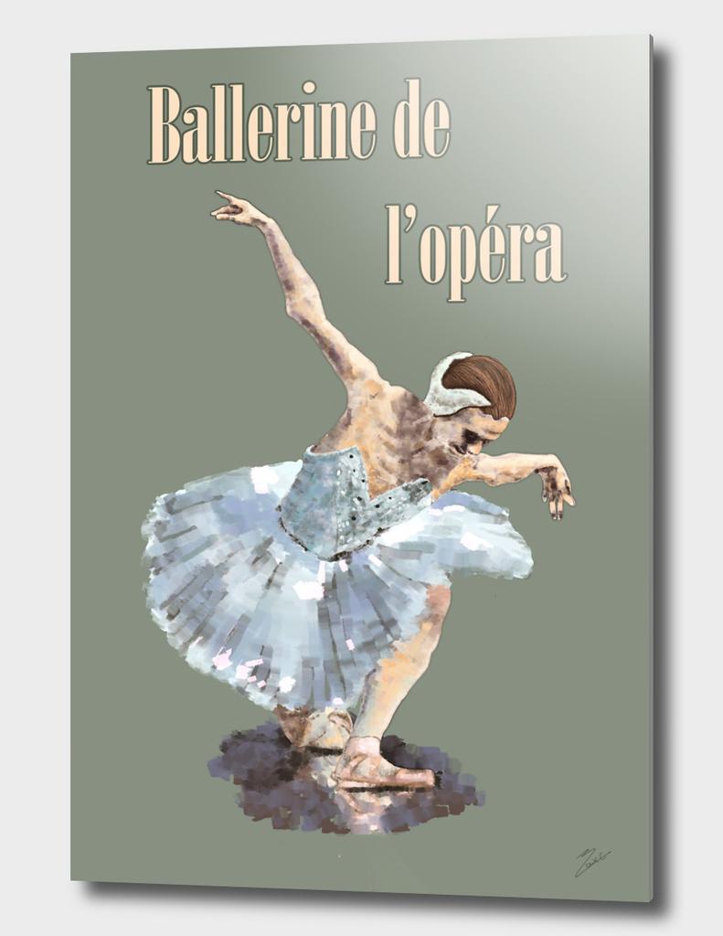 Ballerine de l'opéra