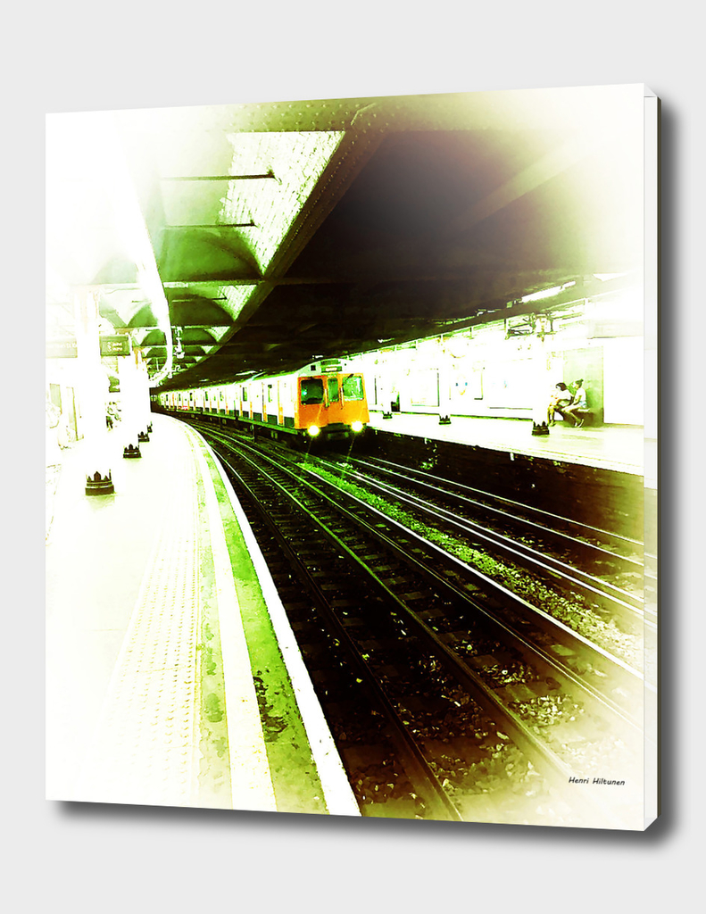 Temple Station London 3