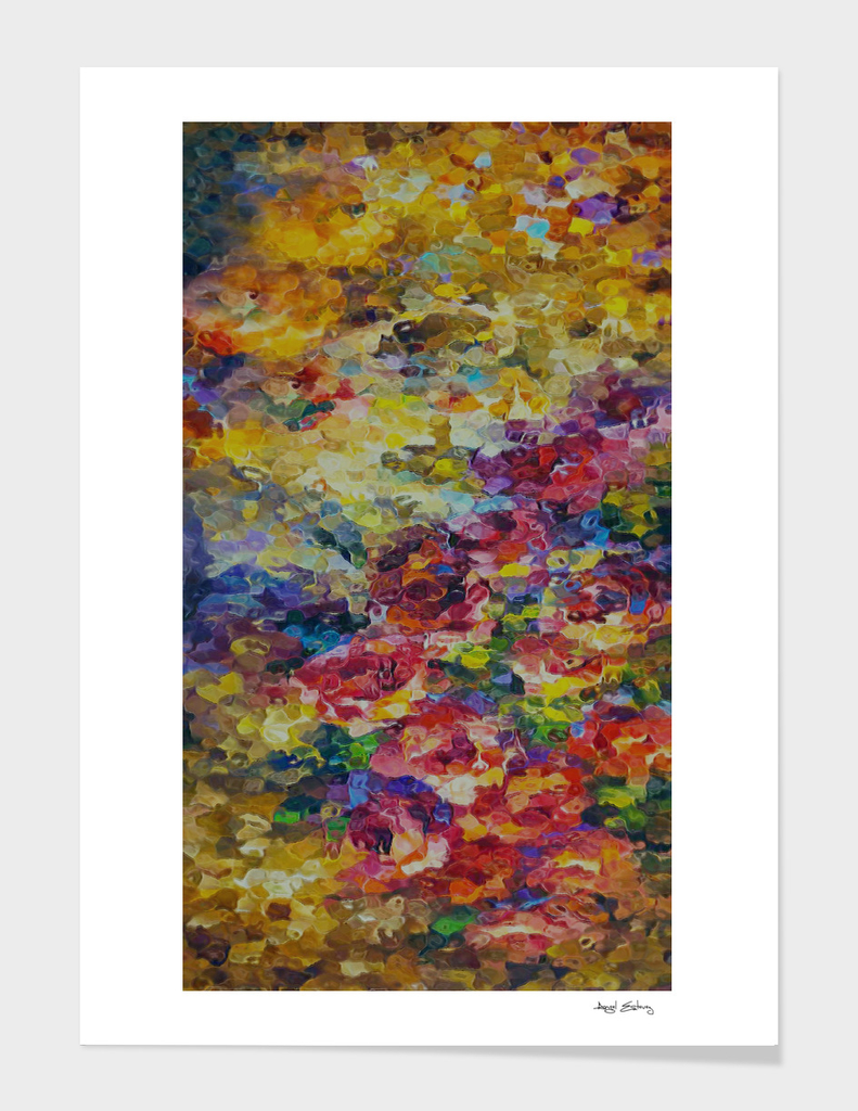 Abstract composition 304