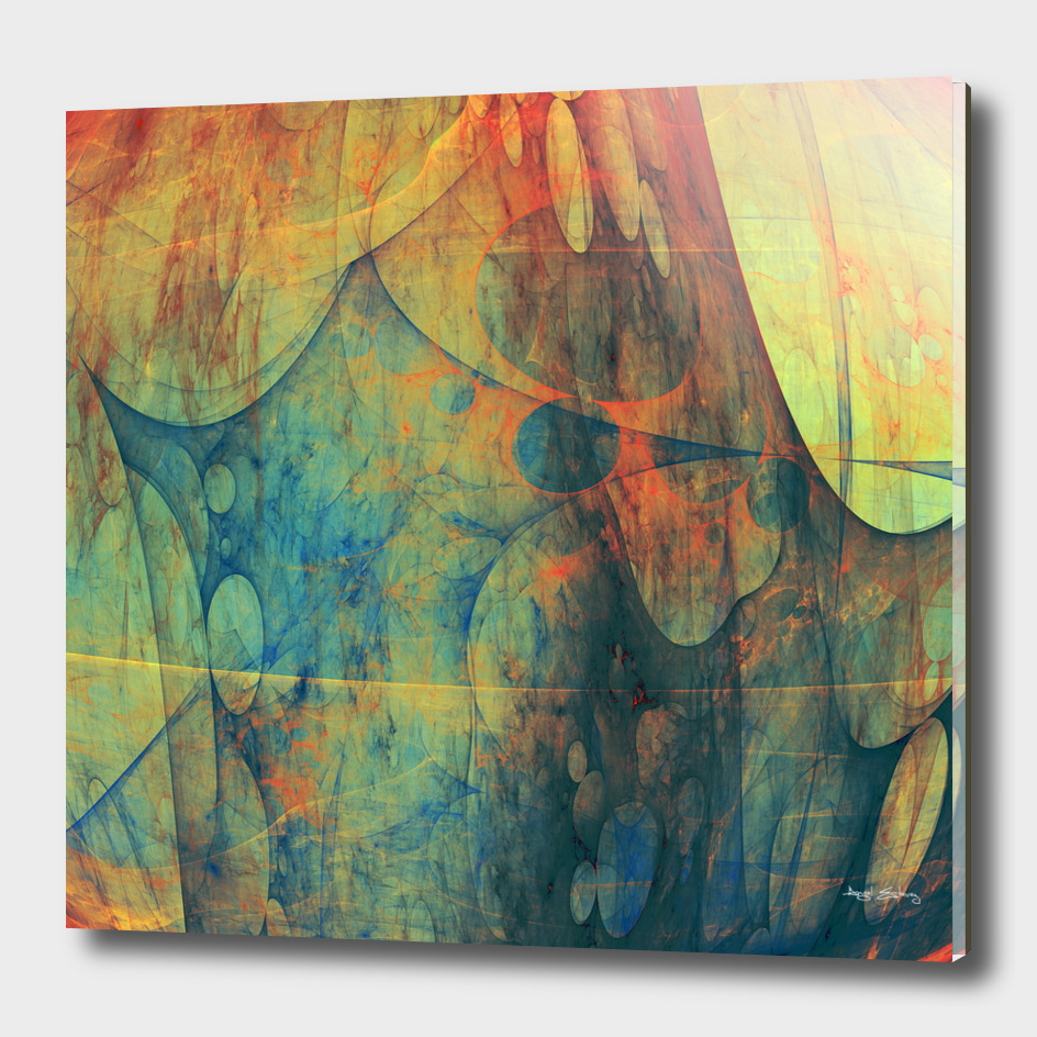 Abstract composition 139