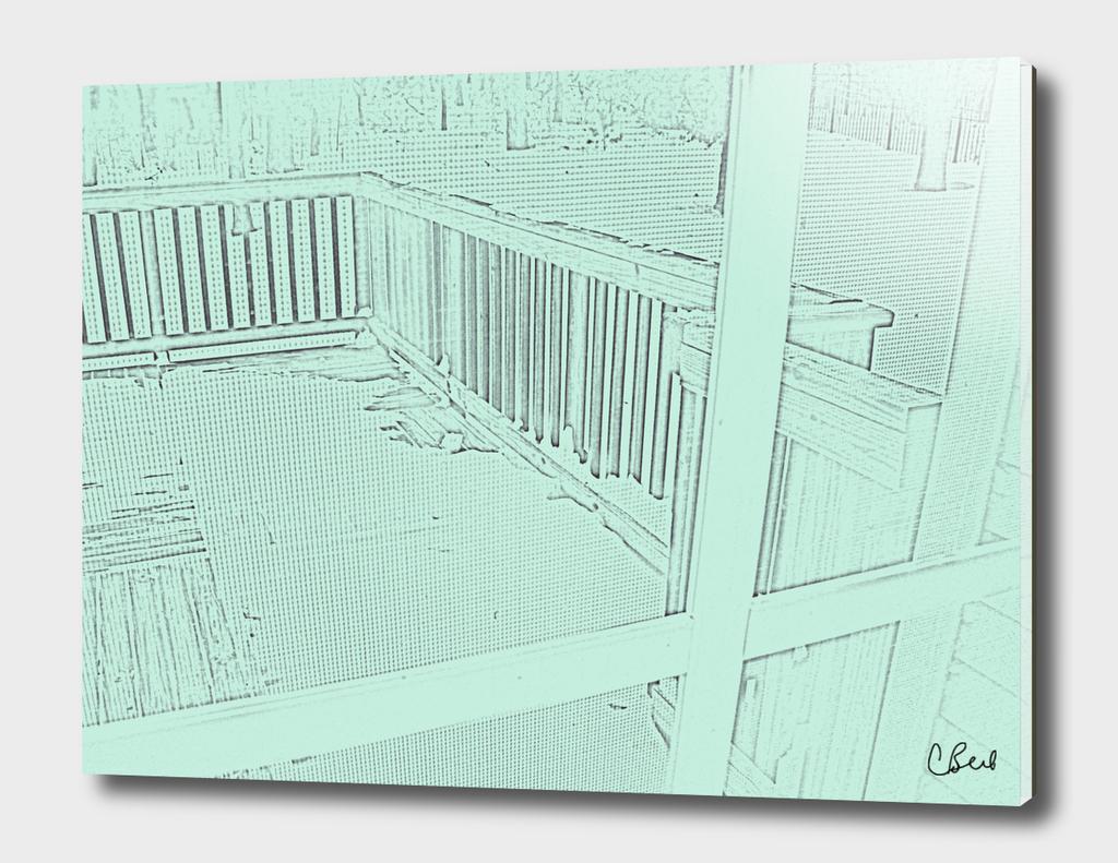Green Back Porch