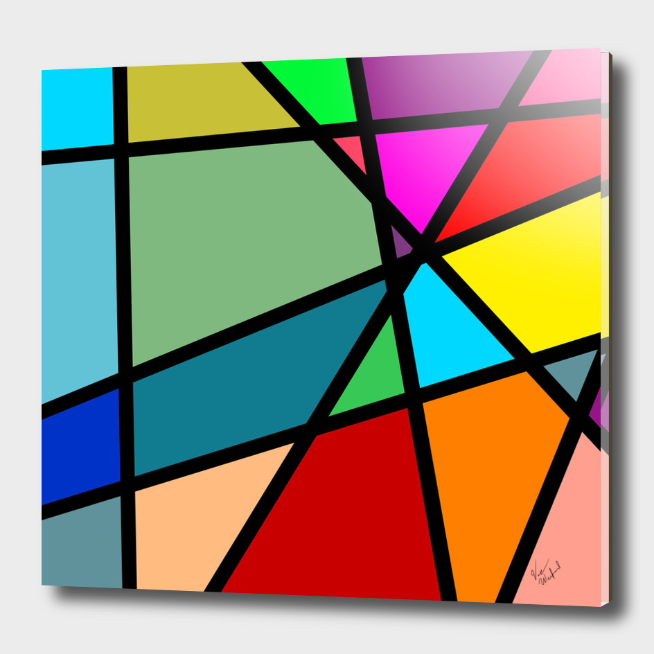 Modern abstract
