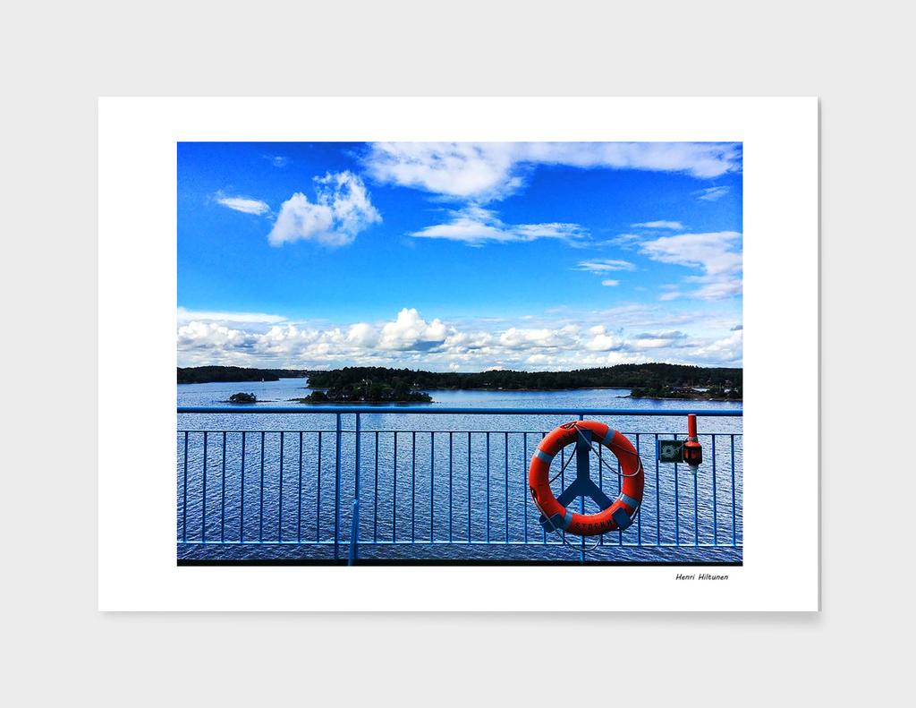 Boat deck 1