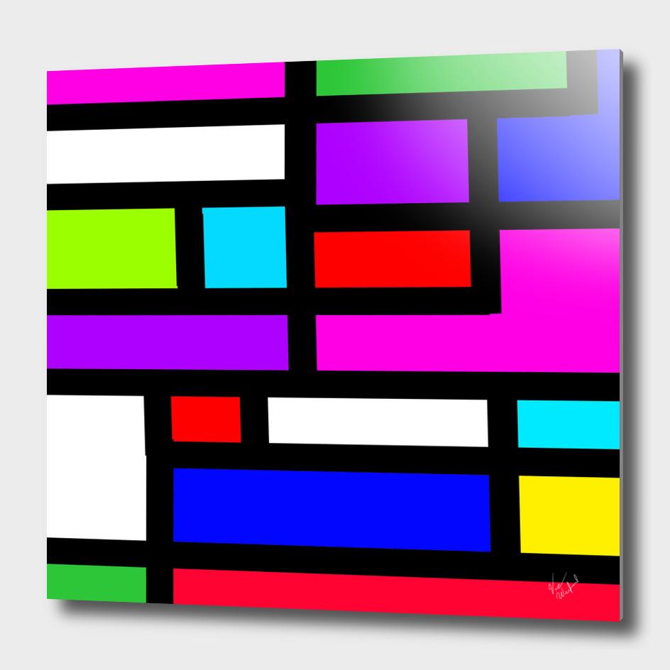 Dutch modern abstract