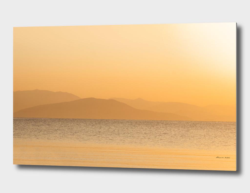 Sunrise; Corfu