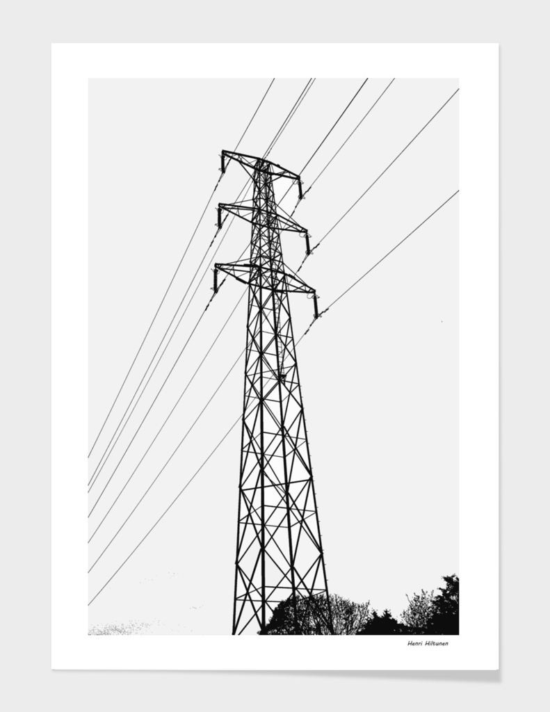 Power line 22